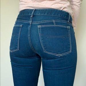 Gap 1969 Straight leg blue jeans sz 27/4